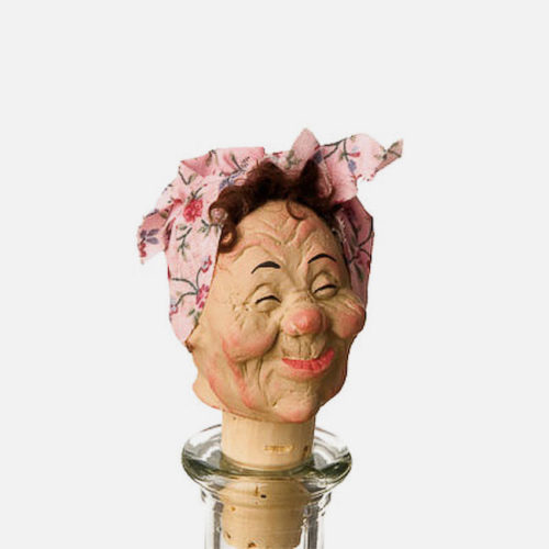 Korkenkopf Tante Hannerle Bild 1