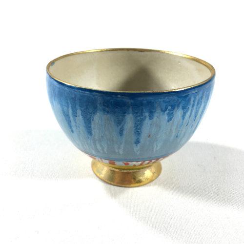 Keramikbowl Abstrakt (hellblau) Bild 1