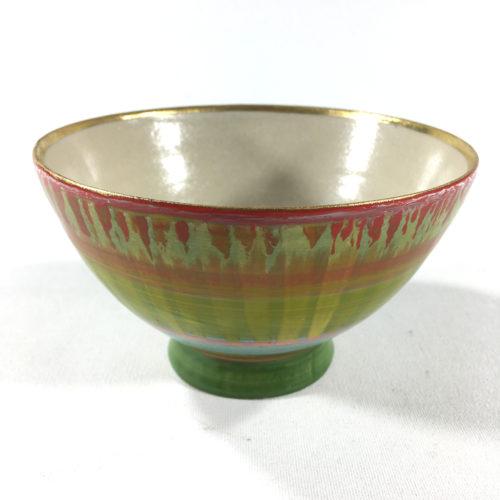 Keramikbowl Abstrakt (hellgrün) Bild 1