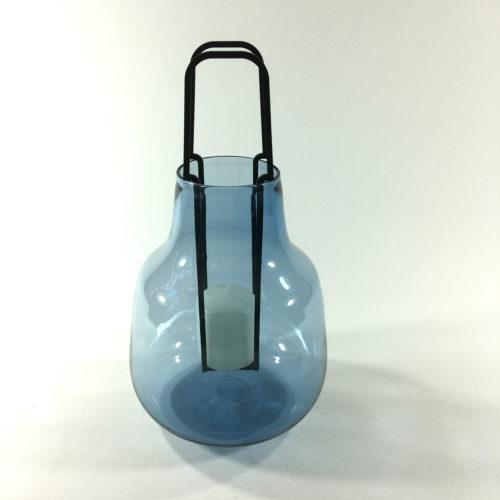 Windlicht Bolsa (blau) Bild 1