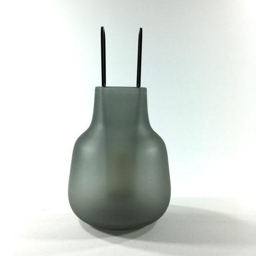 Windlicht Bolsa (mattgrau) Bild 1