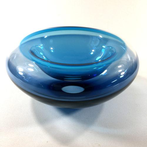 Incalmo Glasschale (blau) Bild 1