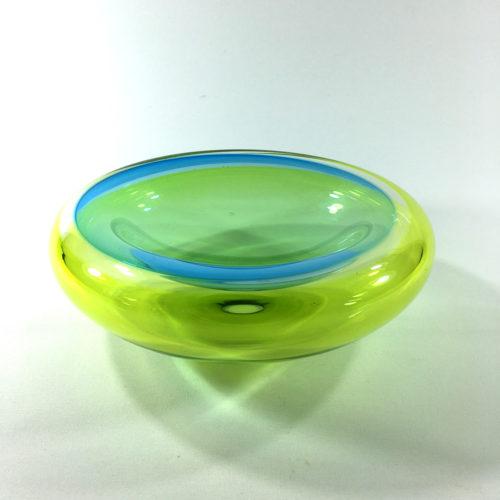 Incalmo Glasschale (grün/blau) Bild 1