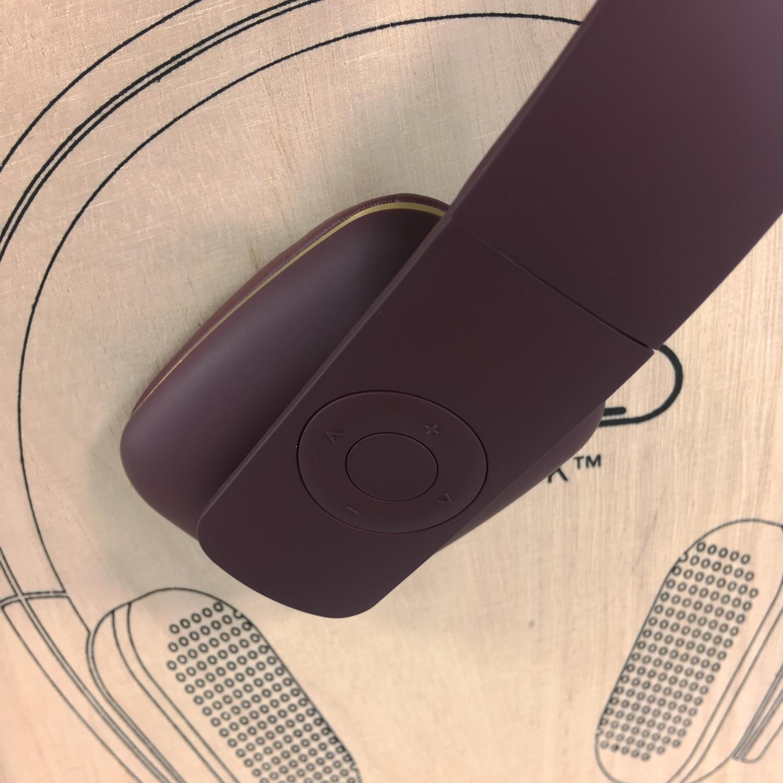 Kreafunk aHead Bluetooth Kopfhörer (urban plum) Bild 2