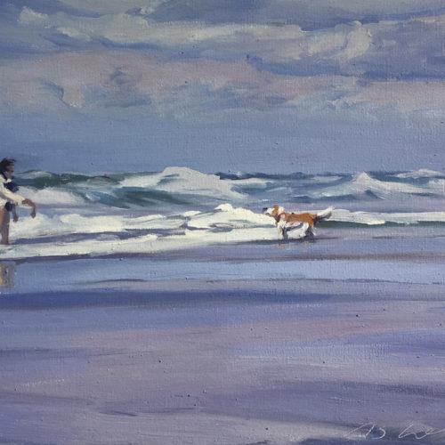 """""""Zu große Wellen"""" Bild 1"""