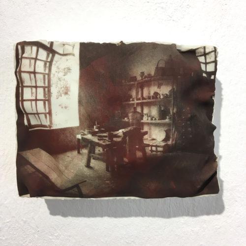 Wandobjekt Atelier in China Bild 1