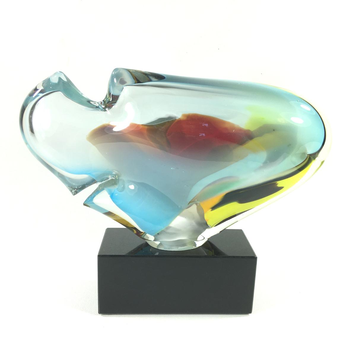 Innenfisch (transparent/bunt) Bild 2