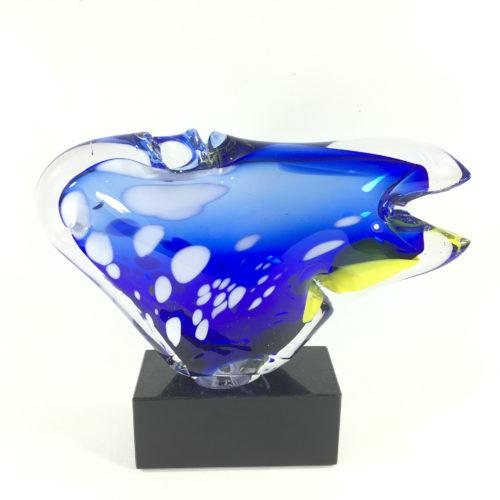 Innenfisch (blau/weiß) Bild 1