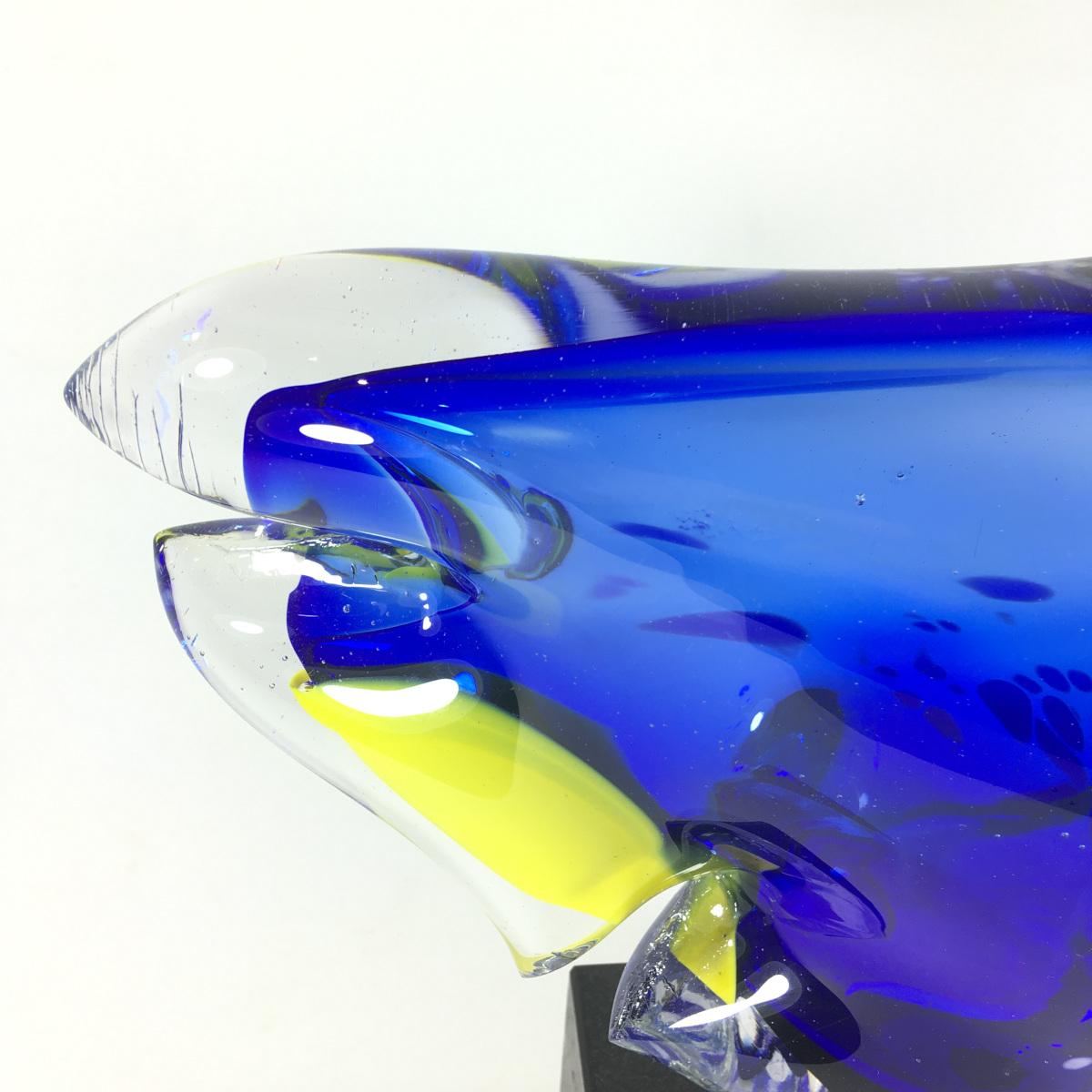 Innenfisch (blau/weiß) Bild 2
