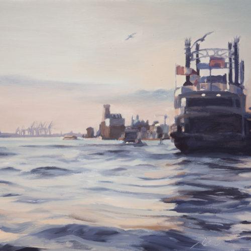 """""""Mississippi in Hamburg"""" Bild 1"""