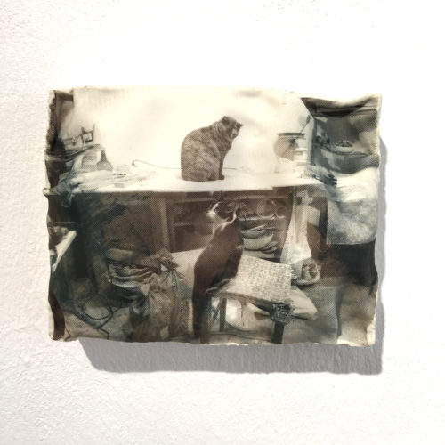 Wandobjekt Elvira & Margot Bild 1