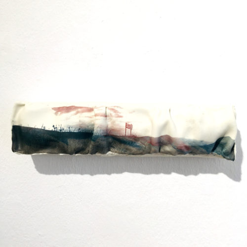Wandobjekt Le Saline de Volterra Bild 1