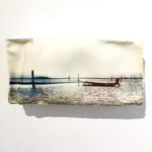 Wandobjekt Laguna Venezia Bild 1