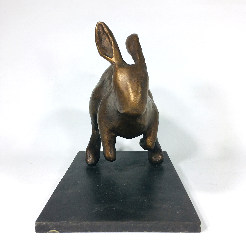 Bronze Bax (klein/rennend) Bild 2
