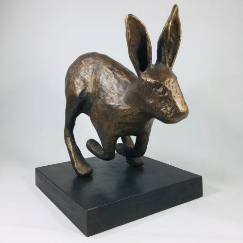 Bronze Bax (groß/rennend) Bild 1