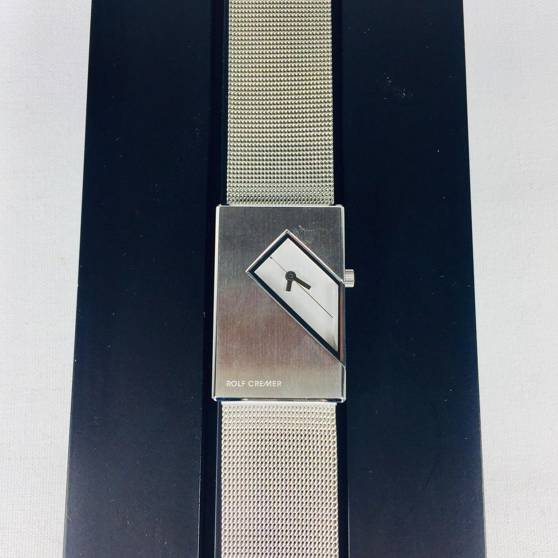 Rolf Cremer Straight R Design Armbanduhr (502303) Bild 2