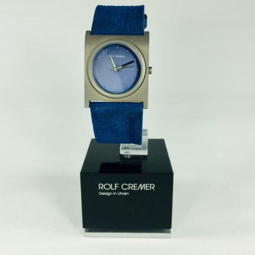 Rolf Cremer Curve Design Armbanduhr (499717) Bild 1