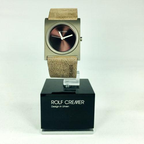 Rolf Cremer Curve Design Armbanduhr (499704) Bild 1