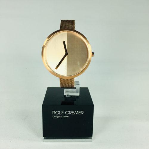 Rolf Cremer Slim Design Armbanduhr (500201) Bild 1