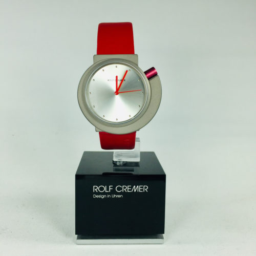 Rolf Cremer Spirale Design Armbanduhr (492316) Bild 1
