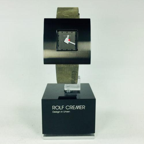 Rolf Cremer Plato Design Armbanduhr (501206) Bild 1