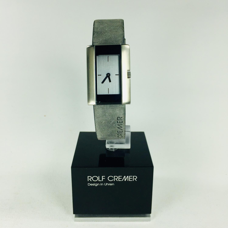 Rolf Cremer Pari 2 Design Armbanduhr (501009) Bild 2