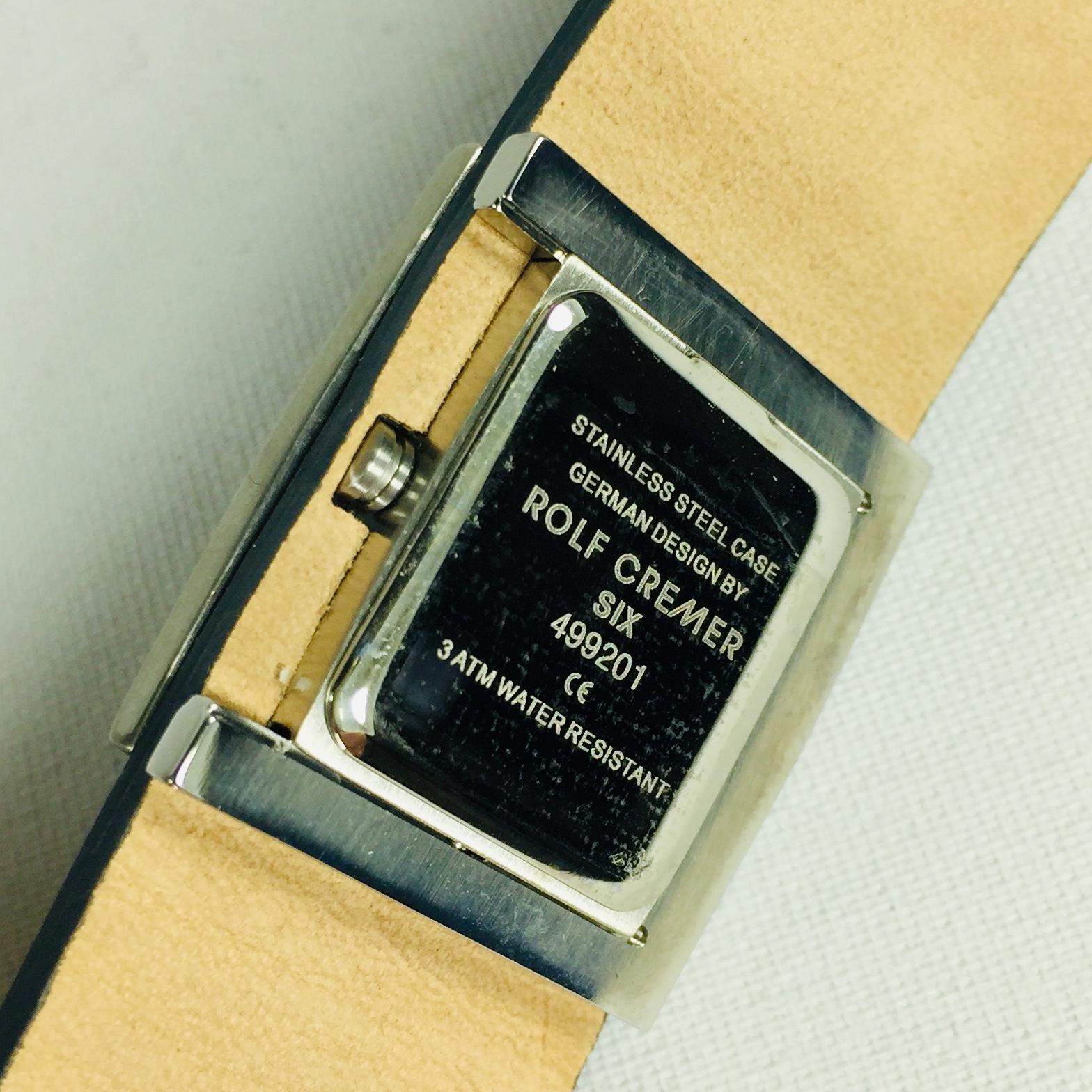 Rolf Cremer Six Design Armbanduhr (499201) Bild 2