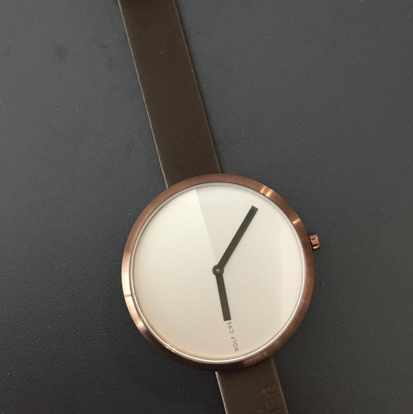 Rolf Cremer Slim Design Armbanduhr (500203) Bild 2