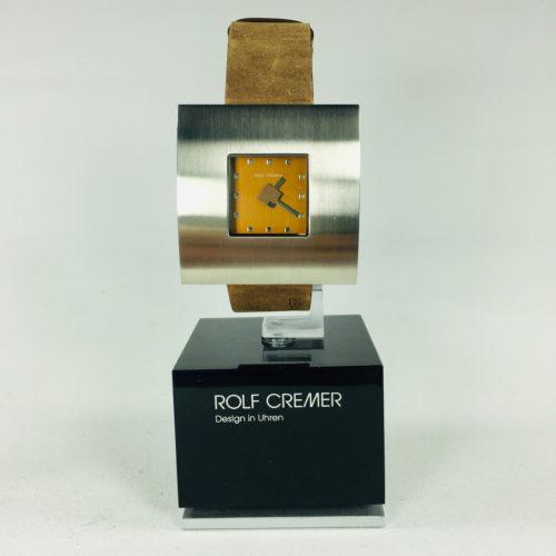 Rolf Cremer Plato Design Armbanduhr (501209) Bild 1